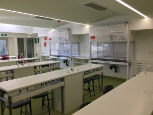 Dynaflow SCH - Single Sided Fume Hood