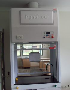 Ductless Fume Hood manning vally school 001