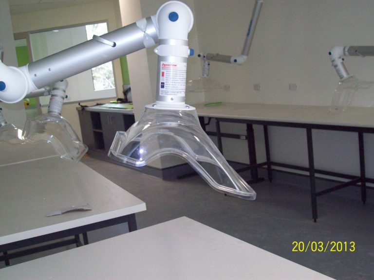 Canberra University equipment
