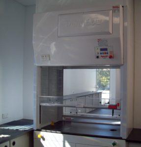 Dynaflow 1200DSCH Fume Cupboard