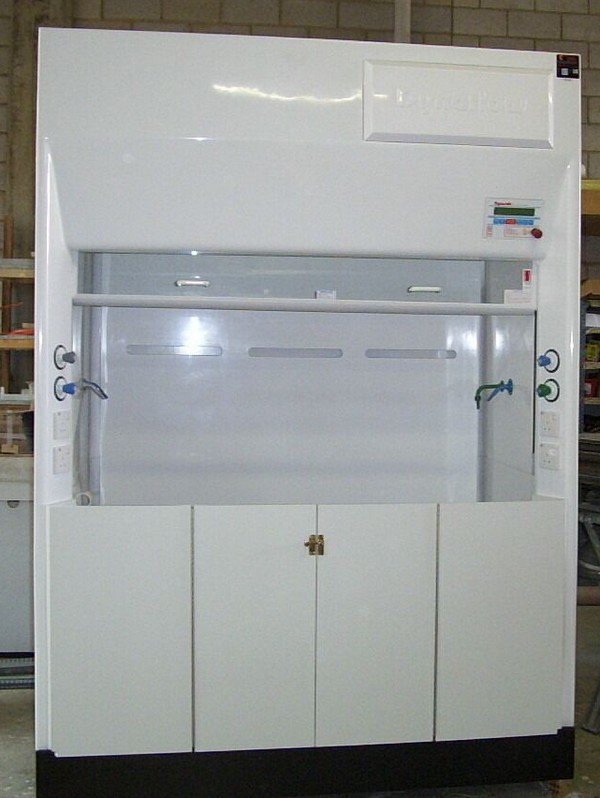 Dynaflow Ducted Fume Cupboard WIN (walk in)