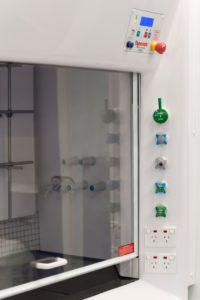 Dynaflow Fume Cupboard GRP