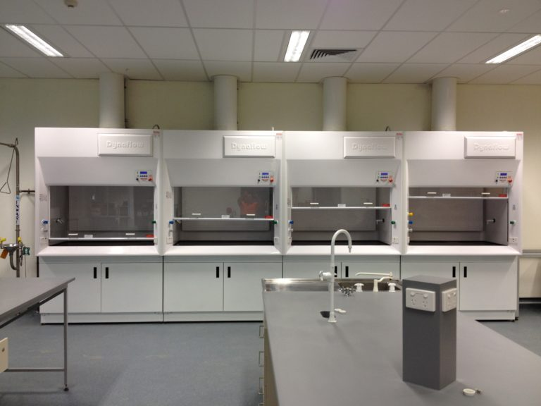 Dynaflow GRP Ducted fume hood