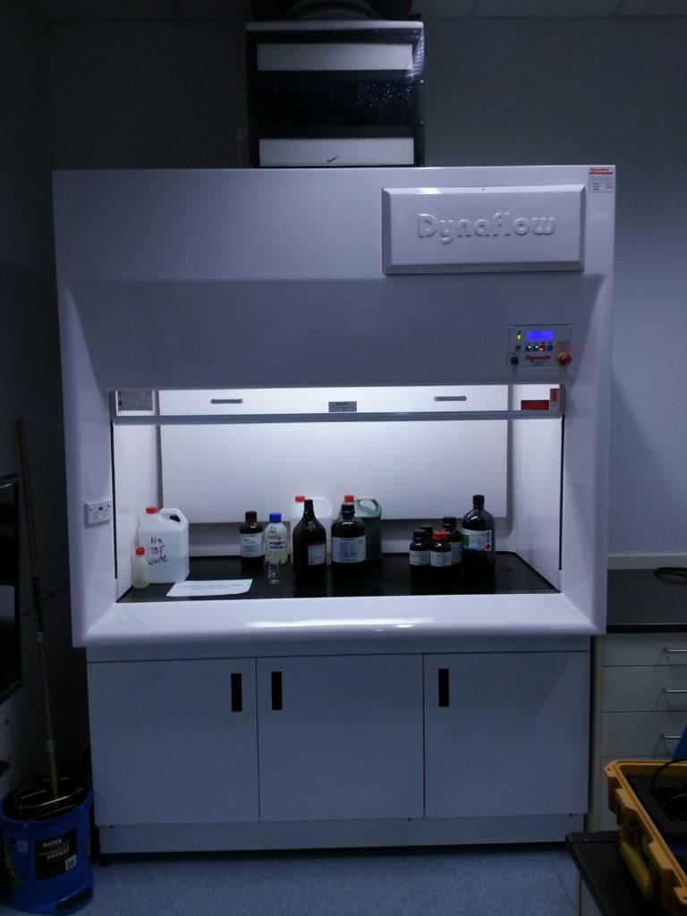 Dynaflow ME600 & ME900 Fume Cupboard (Mist Eliminator)