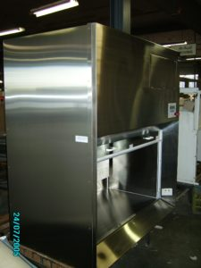 Dynaflow RI (Low Level Radiation) Fume Cupboard